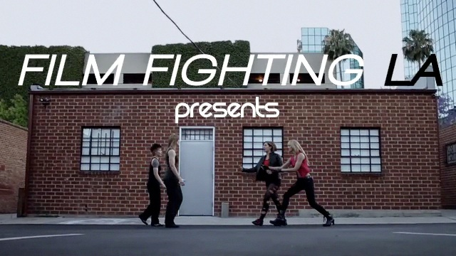 FFLA Female Fight Video